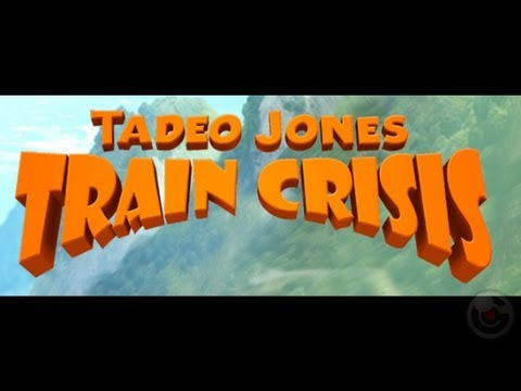 Tadeo Jones Train Crisis Pro - iPhone & iPad Gameplay
