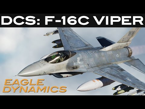 DCS: F-16C Viper | Official Trailer