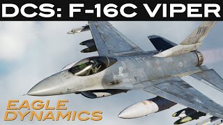 DCS: F-16C Viper | Official Trailer