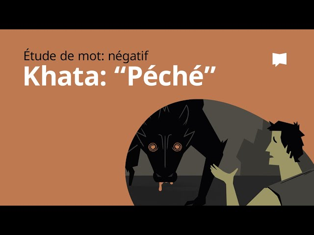 Khata / Péché