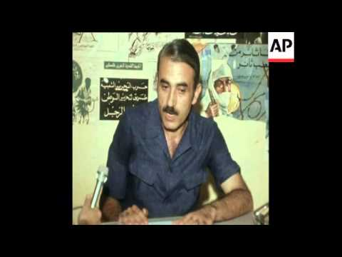 SYND 12-8-73 INTERVIEW WITH ARAB GUERRILLA LEADER GEORGE HABASH