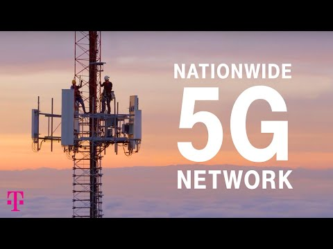 Nationwide 5G Network On 600 MHz Spectrum | T-Mobile