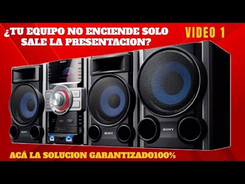 protecciones y averías bloqueo de teclas  Sony Genezi part 1 (resuelto)