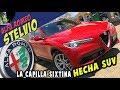 La Capilla Sixtina hecha SUV  Alfa Romeo Stelvio