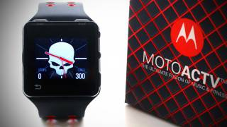 Motoactv Unboxing & Overview + Sports Wrist Strap
