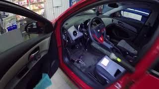 видео Модуль автозапуска двигателя без сигнализации