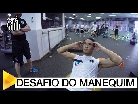 Mannequin Challenge | Desafio do Manequim – Santos FC