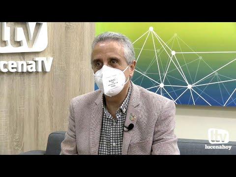 VÍDEO: Balance de dos años de corporación municipal: Entrevista a Juan Pérez, Alcalde de Lucena