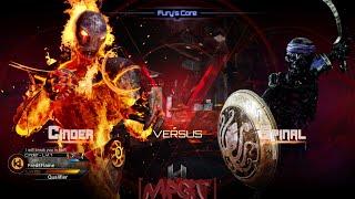 Killer Instinct (Ultra Edition) Cinder Vs Spinal in 1080p HD 60fps