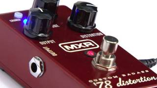 ZZ Top-style Soulful Riff sponosored by the MXR Custom Badass