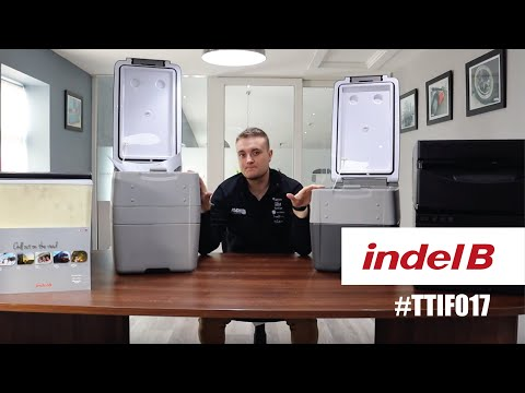 Indel B - REAL Compressor Fridges for your Truck, Van, Car and RV! - Thank Truck It's Friday #017