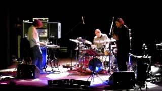 Drums Fuzje 2012 - Marcin Jahr Bernard Maseli Tomasz Grabowy Trio cz.1