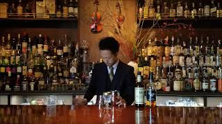 Cocktail movie【 NEW YORK 】ニューヨーク! Japanese style making☆