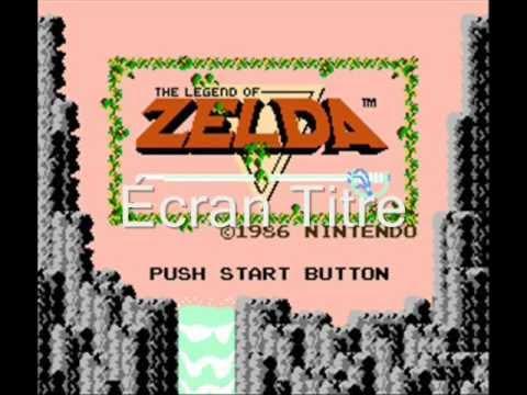 Musiques De Super Mario Et Zelda Sur NES (8-bit)