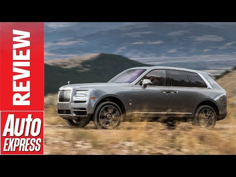 New 2018 Rolls-Royce Cullinan review – Is this the world's best SUV?