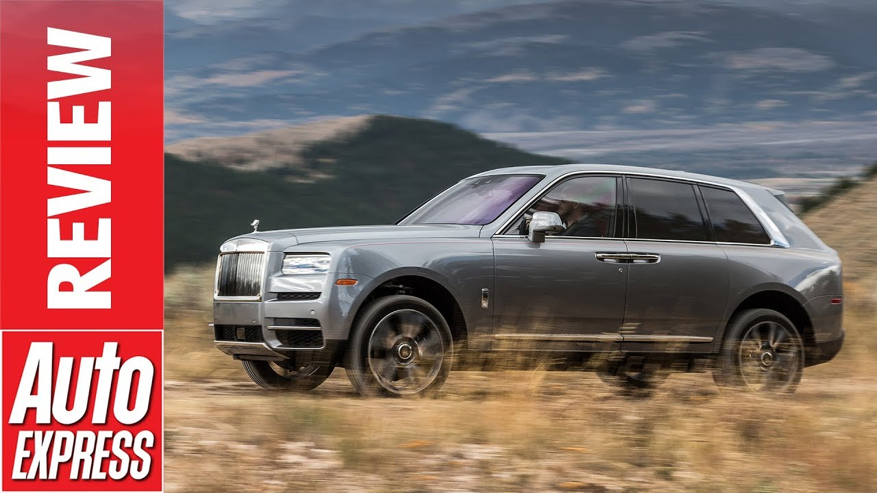 New 2018 Rolls Royce Cullinan Review Is This The World S