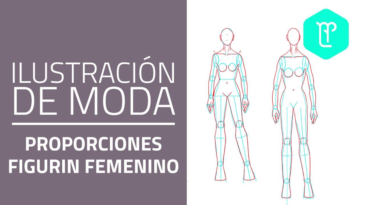 Cómo Dibujar Figurines De Moda Desde Cero: Proporciones