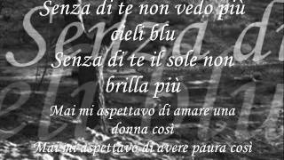 "IL DIVO - WICKED GAME (MELANCHOLIA) ""CON LETRA"""