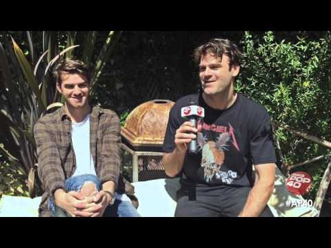 The Chainsmokers chat to Dom Lau on Asia Pop 40