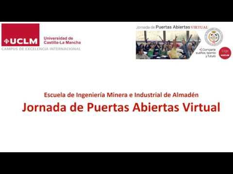 1-Jornada de Puertas Abiertas de la EIMIA - Bienvenida del director