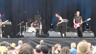 Subhumans - live - Ruhrpott Rodeo 2015