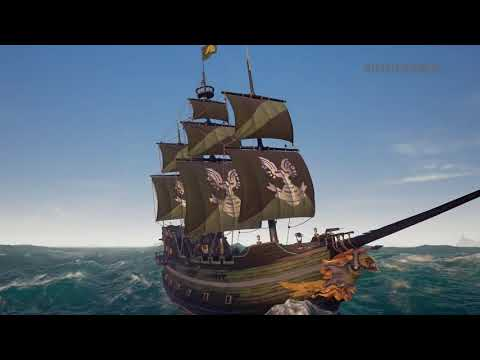 Sea of Thieves Is Getting a Halo-themed Ship