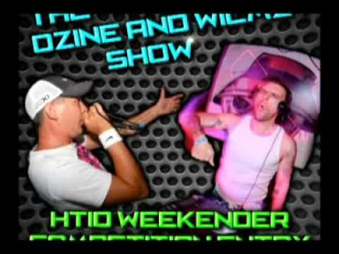 The Dzine and Wilmzy Show HTID Comp Mix (SEPT 2012)