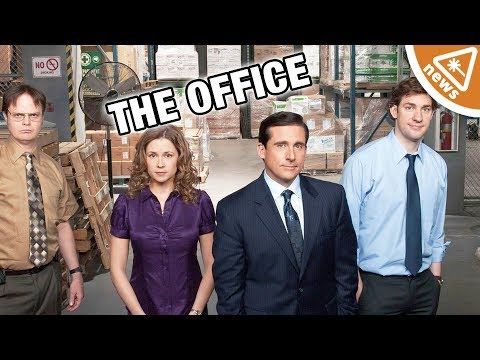Did the Internet Solve The Office's Scranton Strangler Identity? (Nerdist News w/ Amy Vorpahl)