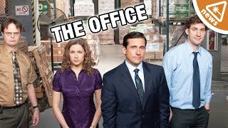 Did the Internet Solve The Office's Scranton Strangler Identity? (Nerdist News w/ Amy Vorpahl)