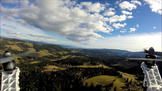 Luftaufnahme Hirschegg - Steiermark