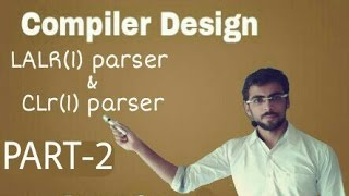 compiler design lecture lalr clr parser eng hindi part 2