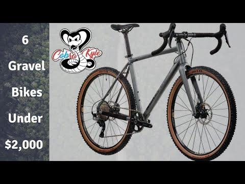 6 Best Gravel Bikes Under $2,000! - 2020 Gravel Bikes