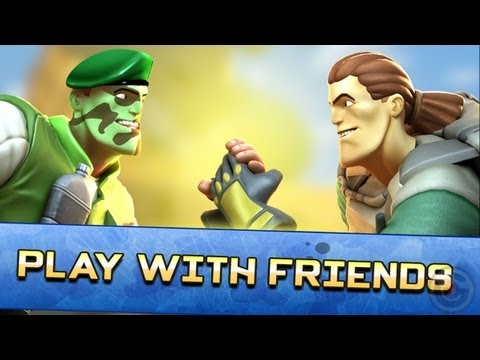 Top 10 Games Of Play With Friends For iPhone, iPod And iPad