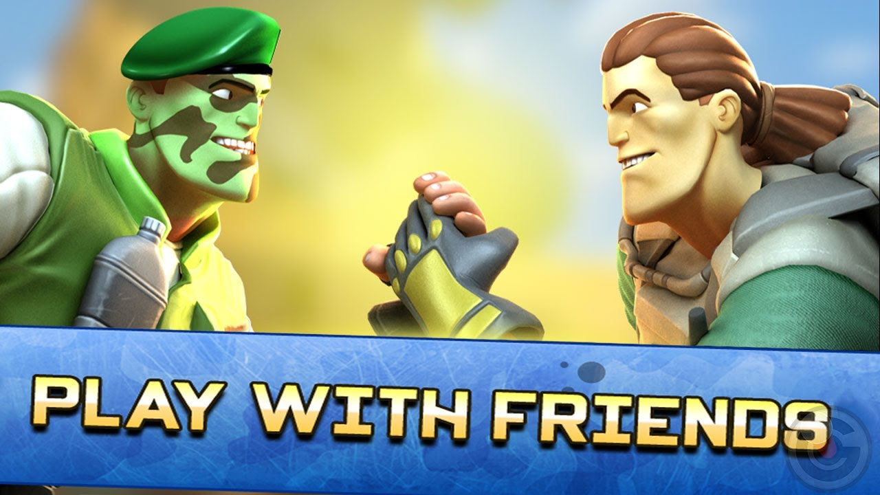 Top 10 Games Of Play With Friends For Iphone Ipod And