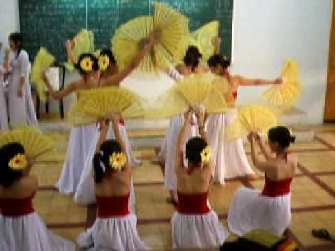 Múa Việt Nam Gấm hoa