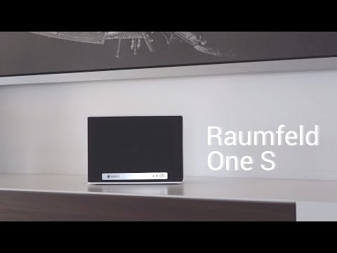 Test: Raumfeld One S - die besseren Sonos Play:1! | deutsch 📹 techloupe