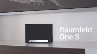 Test: Raumfeld One S - die besseren Sonos Play:1! | deutsch 📹 techloupe