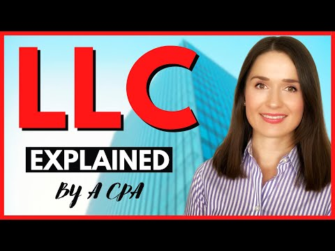 🔴LIMITED LIABILITY COMPANY (LLC) EXPLAINED   LLC KEY FACTS YOU MUST KNOW