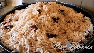 Jamaican Rice & Peas Recipe( Jamaica Independence Day Recipe )chef Ricardo Cooking