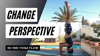 Change Perspective (60 min) | with Steven from Yoga Works