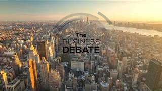 The Business Debate – Gary Reader, Global Head of Clients and Markets