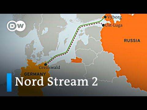 Nord Stream 2: Will a new EU law kill Russia's gas pipeline? | DW News
