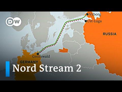 Nord Stream 2: Will A New EU Law Kill Russia's Gas Pipeline? | DW News