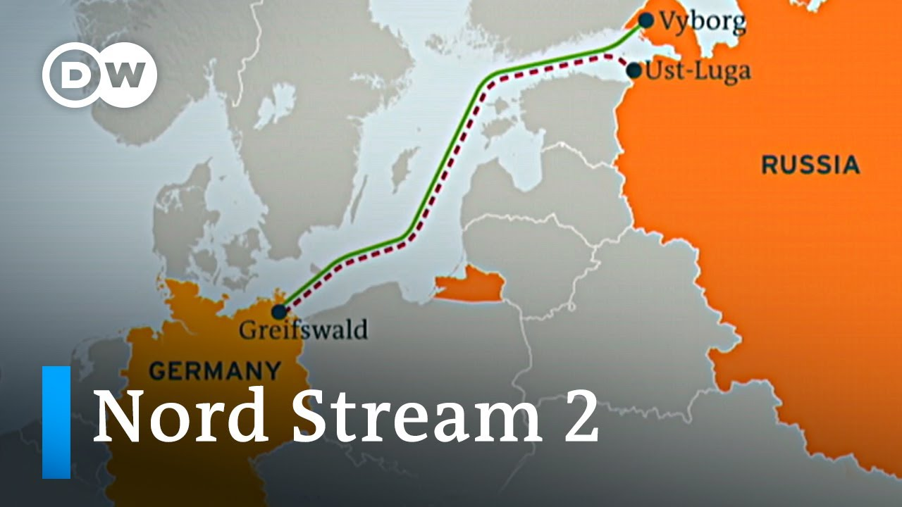 Nord Stream 2: Will a new EU law kill Russia's gas pipeline? | DW News - YouTube