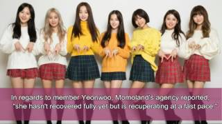 'Produce 101' contestant and former Starship trainee becomes Momoland's 9th member