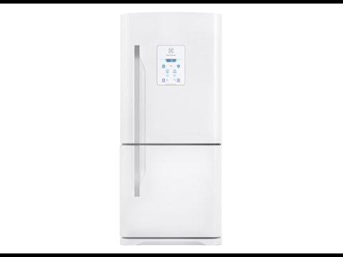 geladeira electrolux db83 frost free inverse 592 litros bottom freezer