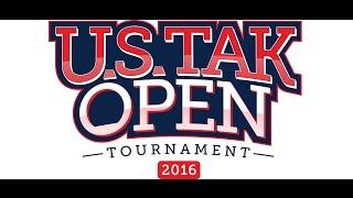 2016 US Tak Open - Simon vs Simmon