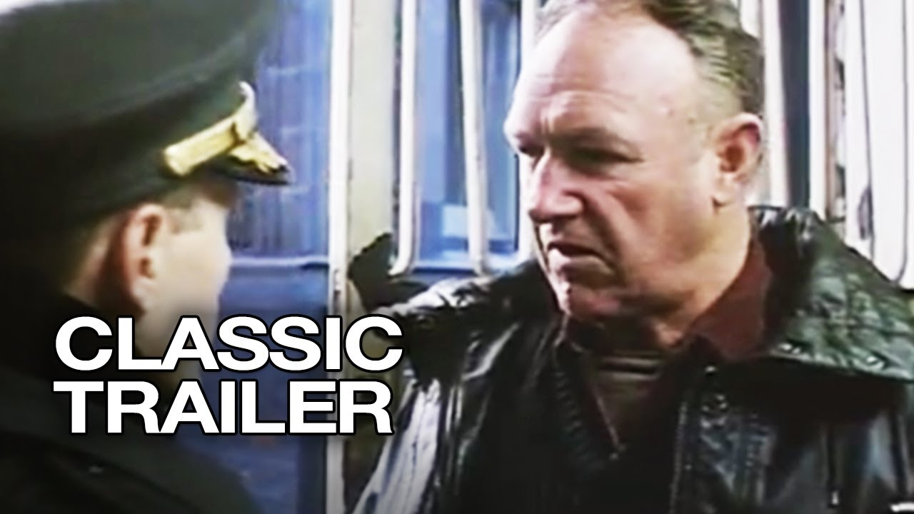 The Package Official Trailer #1 - Gene Hackman Movie (1989) HD - YouTube