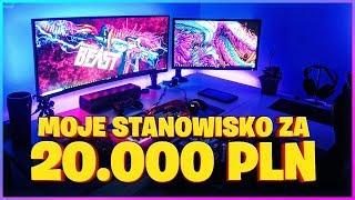 MOJE STUDIO GAMINGOWE ZA 20.000 ZŁOTYCH