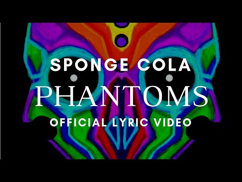 Sponge Cola - PHANTOMS [official lyric video]